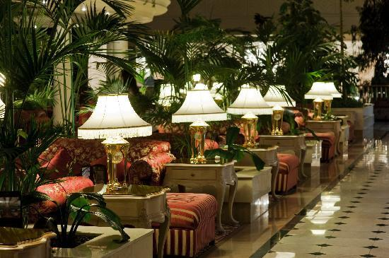 Rixos President Astana Hotel : Lobby