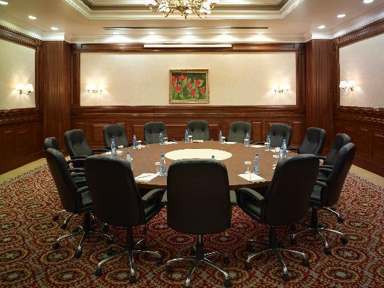 Rixos President Astana Hotel: Boardroom