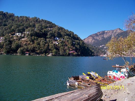 Hotel Pratap Regency : Lake