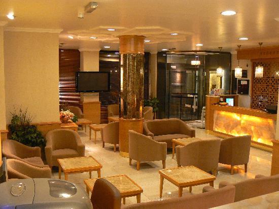 Hotel Inter Istanbul : Lobby