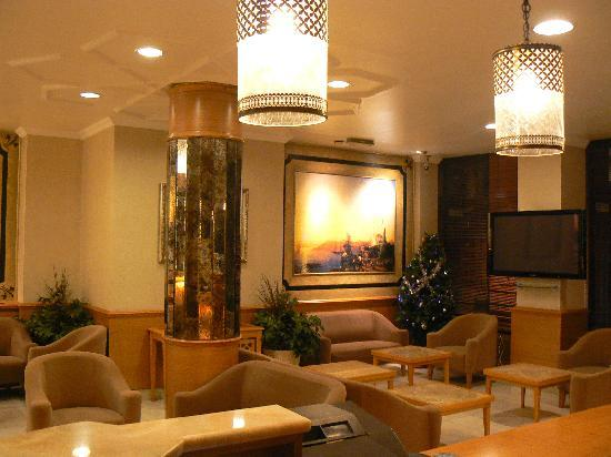 Hotel Inter Istanbul: Lobby
