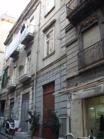 Bed & Breakfast I colori di Napoli: panorama