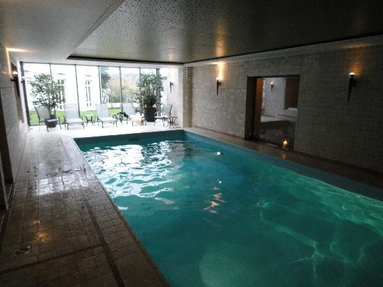 Hotel Villa Hugel: Pool