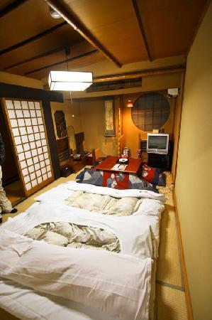 Senshinkan Matsuya: 2 people in 1 six  tatami room