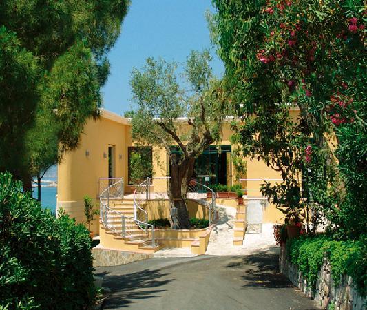 Resort Paradiso Club: esterno nuovo ristorante