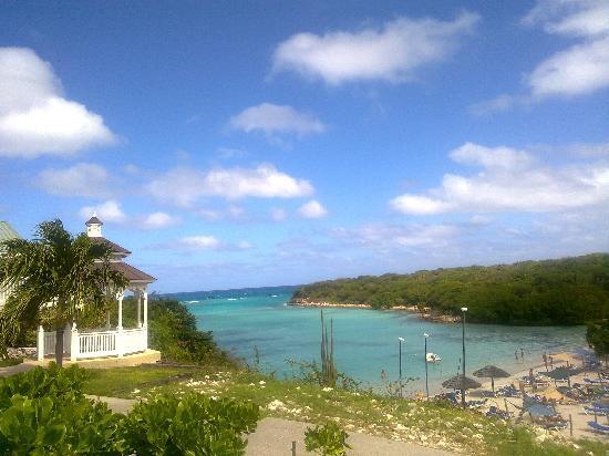 The Verandah Resort & Spa: vista dal ristorante della spiaggia