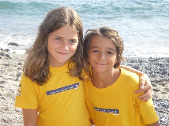 Marina di Pisciotta, Италия: villaggio per Bambini