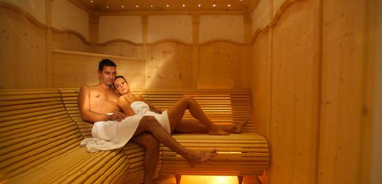 Hotel Antines: Sauna