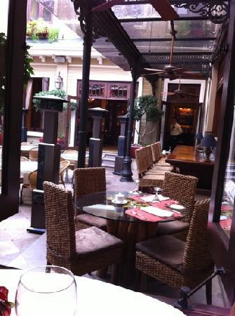 Hotel Grano de Oro San Jose: restaurante fabuloso