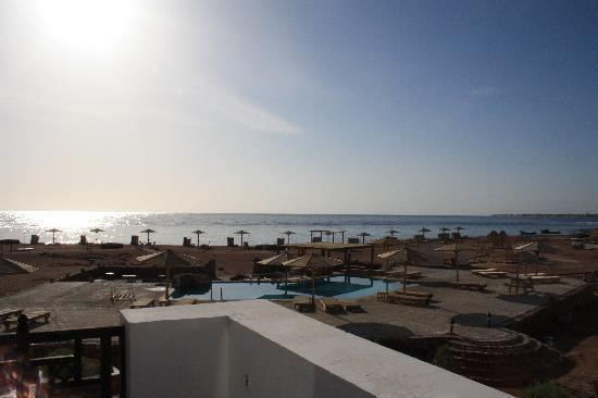 Daniela Village Dahab: View from the balcony