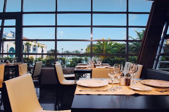 Victoria Terme Hotel: ristorante