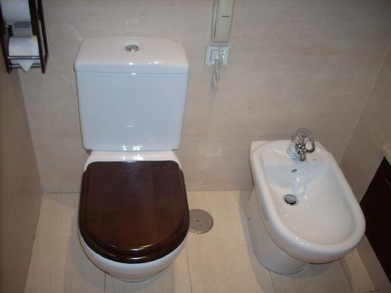 NH Collection Palacio de Burgos: WC rustico