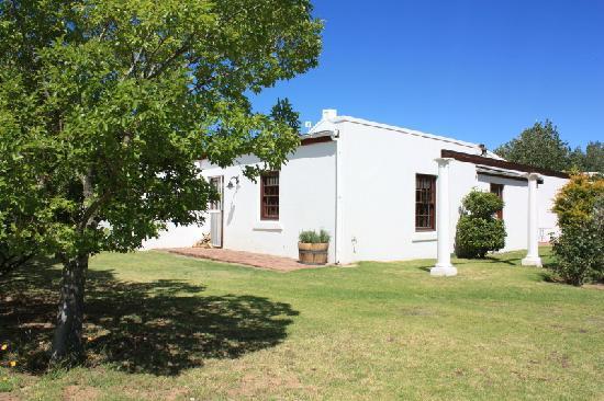 La Galiniere Guest Cottages: The cottage