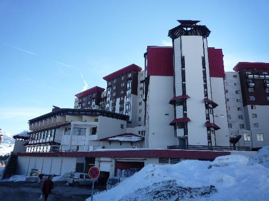 Macot-la-Plagne, Francia: club med la plagne 2100