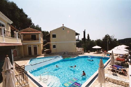Dimitris & Frosso Apartments : Frosso apartments