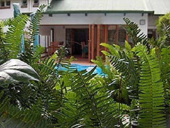 Natanja Guest House & Self-catering: Tranquil garden areas