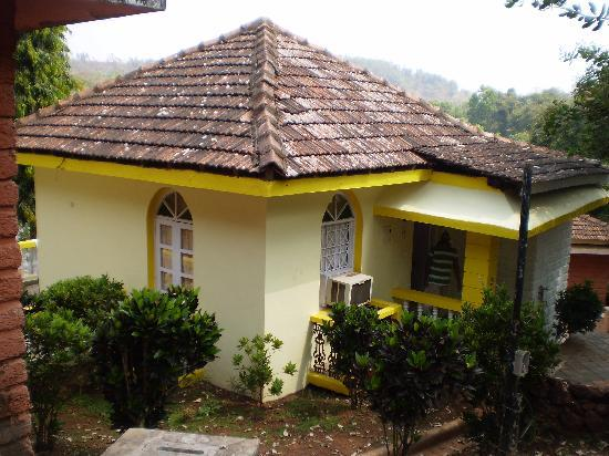 Bicholim, India: AC cottage