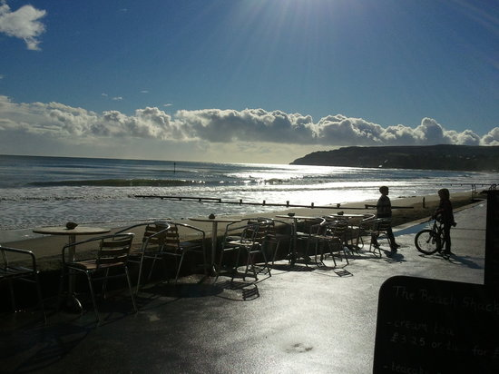 The Beach Shack: end of season sunshine