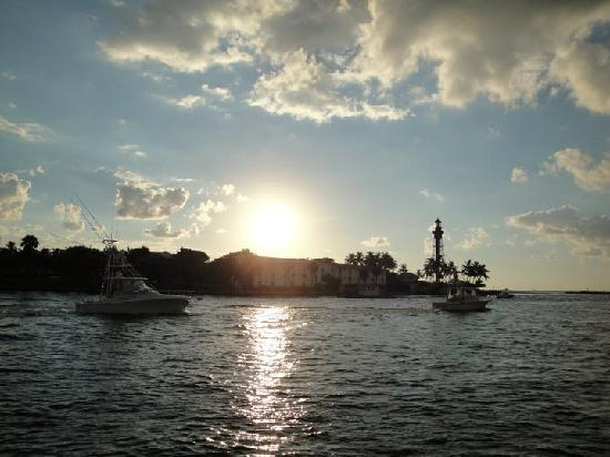 Pompano Beach, Floryda: Sun Rise , Light House
