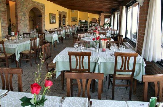 Rivergaro, Italie : La nostra sala principale