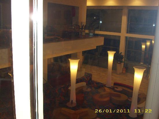RIN Grand Hotel: hall