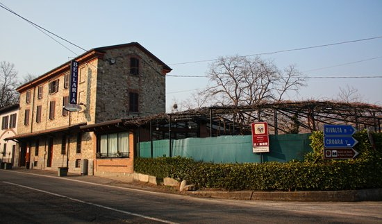 Rivergaro, Italie : Vista esterna