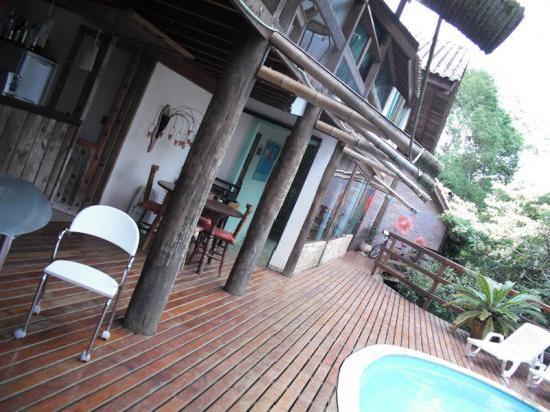 Chales Serra Azul Pinhal: Pool Area