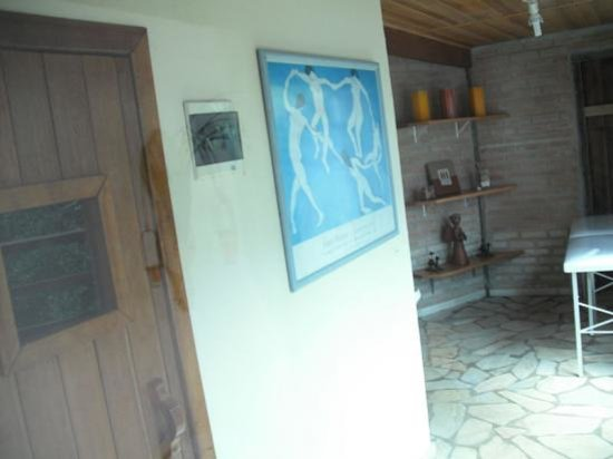 Chales Serra Azul Pinhal: Sauna
