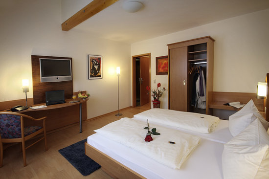 Apartments & Hotel Kurpfalzhof: Zimmer - Hotel Kurpfalzhof
