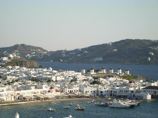 Mykonos città