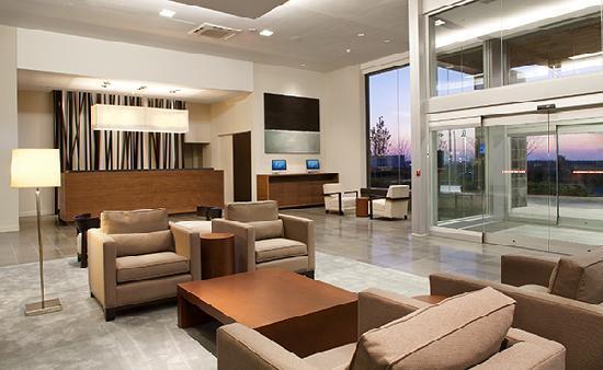 Novotel Toronto Vaughan Centre: Hotel Lobby