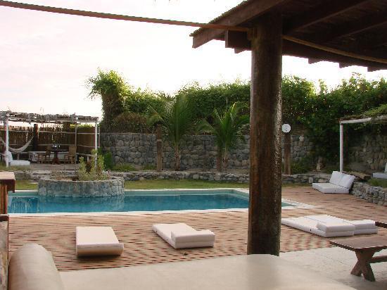 Villa Sirena: Piscina
