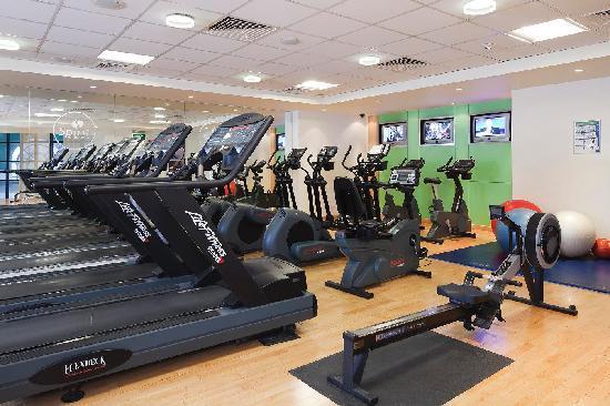 Spirit health and fitness club