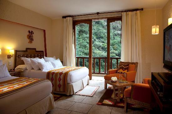 SUMAQ Machu Picchu Hotel: Junior Suite