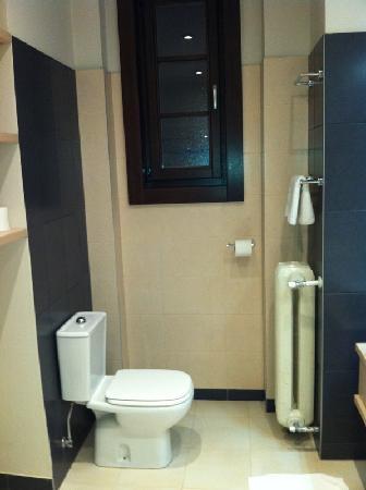 Hotel Excelsior : Toilet
