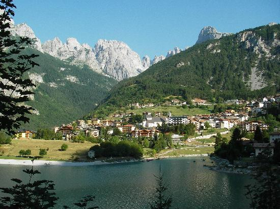 Hotels In Molveno Italien