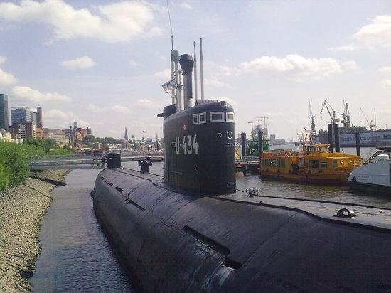 U-Bootmuseum U-434