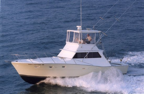 White Lightning Charters Day Trips