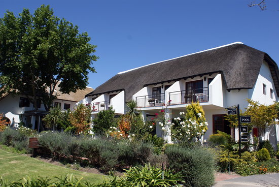 Photo of WedgeView Country House & Spa Stellenbosch