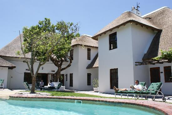 WedgeView Country House & Spa: WedgeView Back Building 2 Family Suites with Lagoon pool