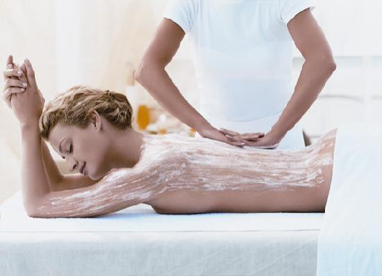 WedgeView Country House & Spa: Spa Treatments