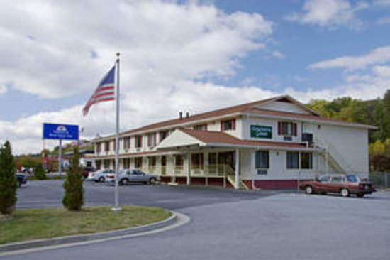 Americas Best Value Inn : Exterior