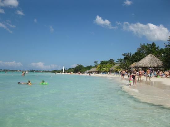 Beaches Negril Resort & Spa : Negril Beach