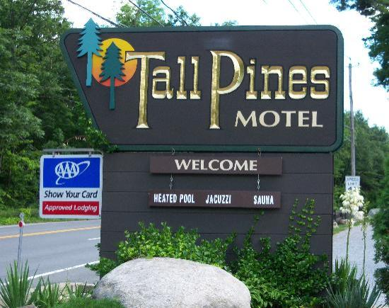 Tall Pines Motel: Welcome