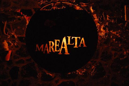 Mare Alta: Marealta, Logo der Tapas-Bar