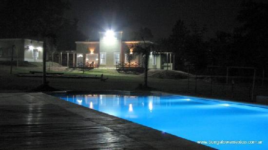 Concepcion del Uruguay, Argentina: El complejo de noche