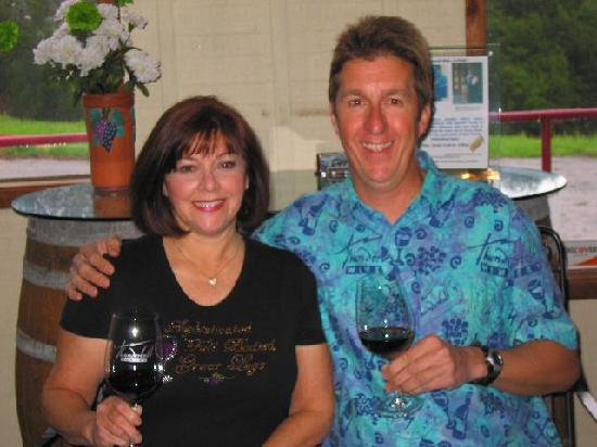 Twilight Cellars: Richard & Aurora