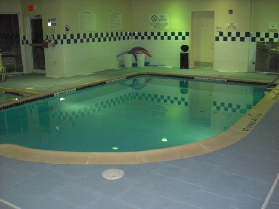 هيلتون غاردين إن ألينتاون ويست: Pool
