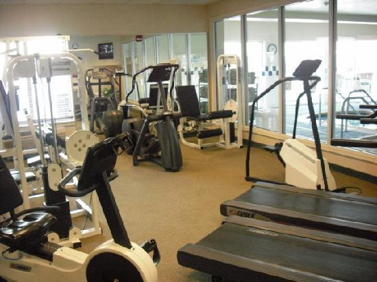 Hilton Garden Inn Allentown West: Workout area