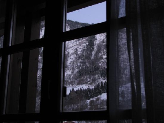 Das Falkenstein: View from the room